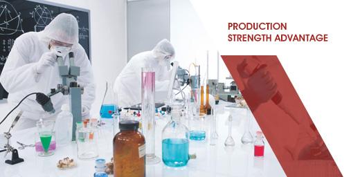 Production Strength Advantage